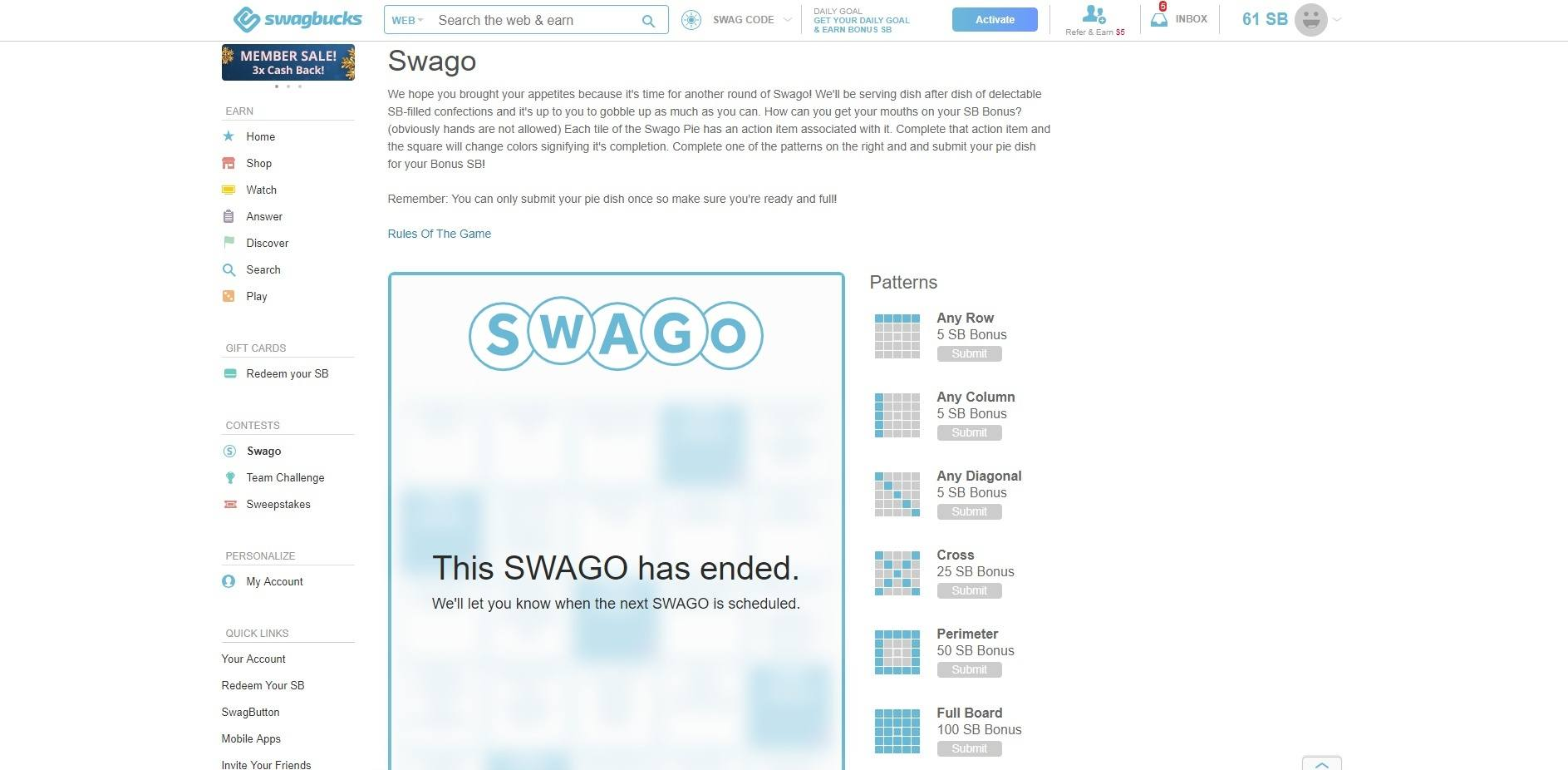 Swagbucks Sign Up Code 2019