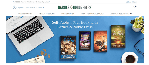 Barnes ann Noble Press