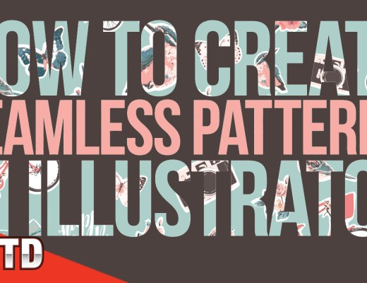 Seamless Patterns Illustrator Tutorial