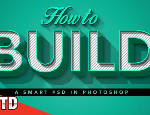 Smart PSD Photoshop Tutorial