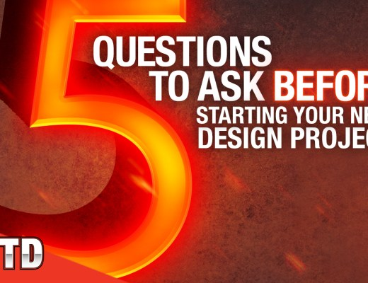 What information do you need to get before you can start designing?