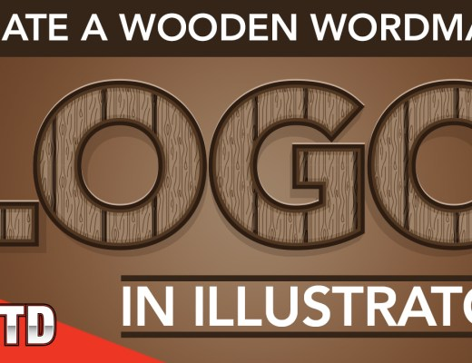 Create a wordmark logo in Illustrator