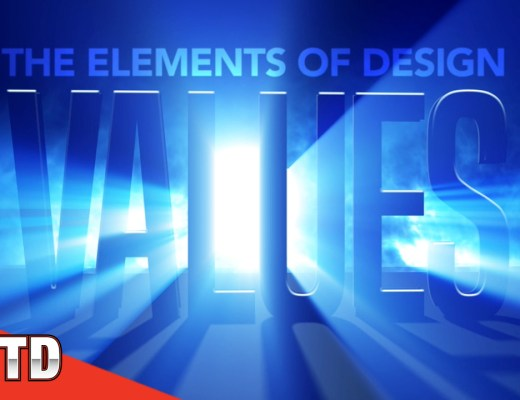 The Elements of Design - Values