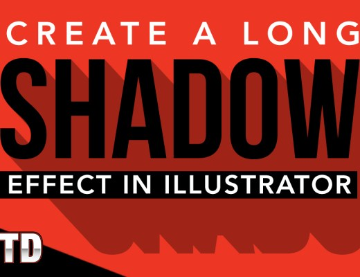 Create a Long Shadow Effect in Illustrator