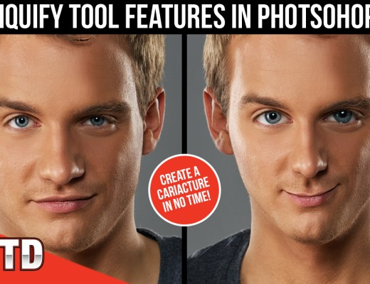 New Liquify Tool Features in Photoshop CC17.