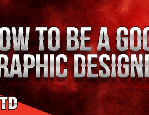 Learn how to be a good Graphic Designer.