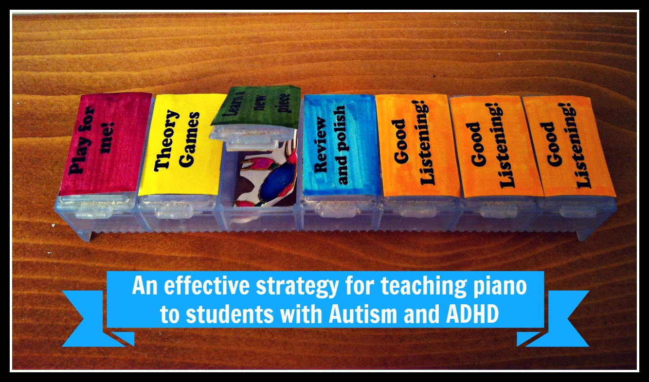 One Super Strategy For Teaching Piano To Children With