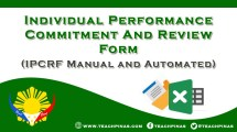 IPCRF Manual and Automated