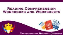 Reading Comprehension Workbooks and Worksheets for Grade