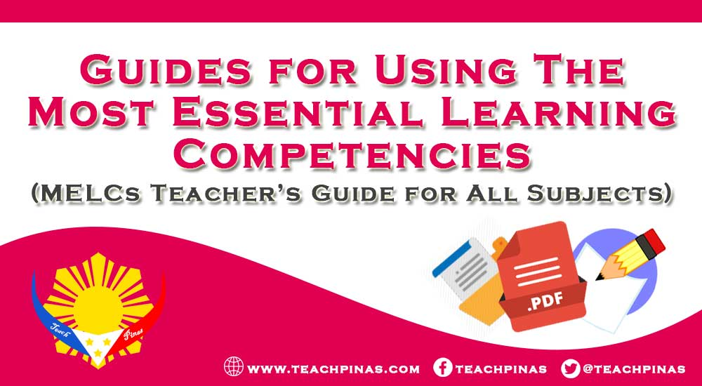 Teachers Guide in Using MELCs