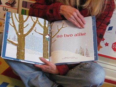 Exploring things that are not alike in preschool