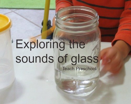 Exploring the sounds of glass