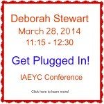 It's conference time! | Join Deborah
