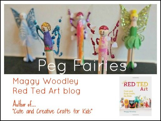20Moms: making simple peg fairies with Red Ted Art