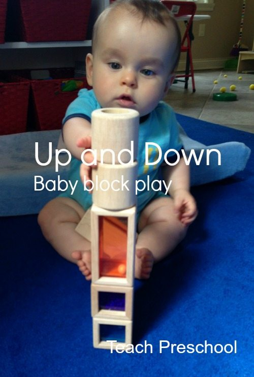 Baby game : up, up, up and dowwwwwwn