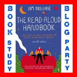 Summer book study: The read aloud handbook by Jim Trelease