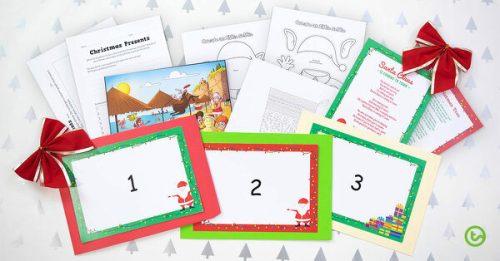 small resolution of Classroom Advent Calendar   Christmas Holiday Countdown! (+ 10 Activities)    Teach Starter