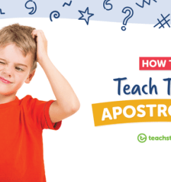 Apostrophe Activities and Resources Your Students Will Love!   Teach Starter [ 897 x 1200 Pixel ]