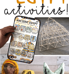 5 Awesome Ancient Egypt Activities! – Student Savvy [ 1632 x 816 Pixel ]