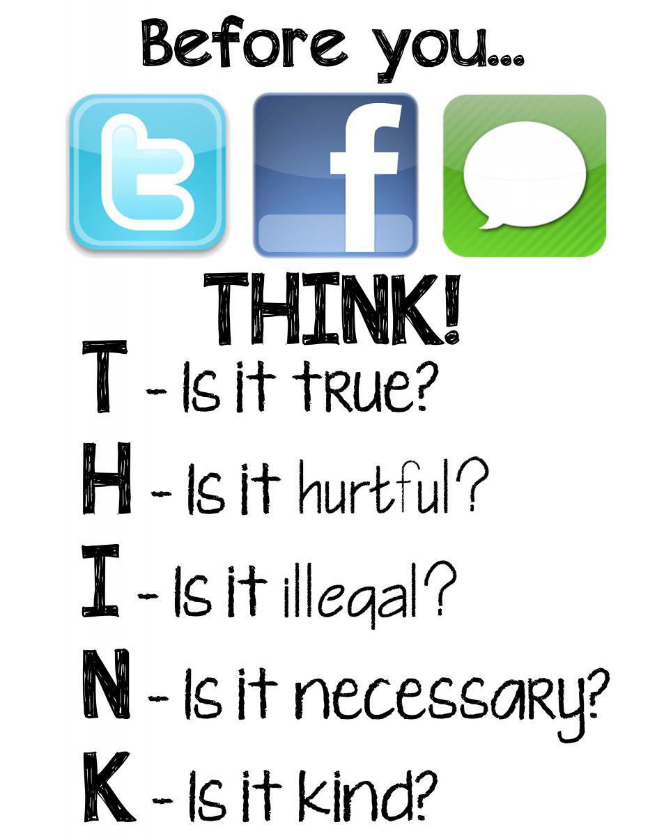 Image result for social media rules, created by kids