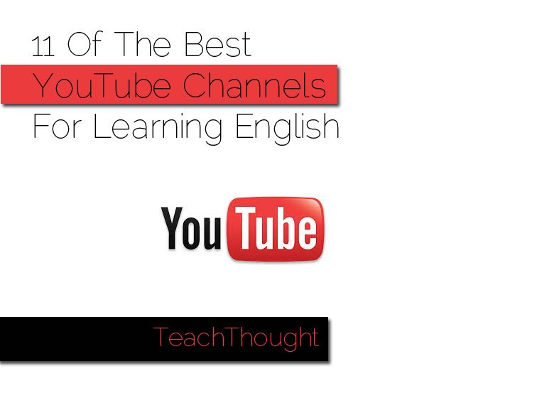youtube-channels-for-learning-english