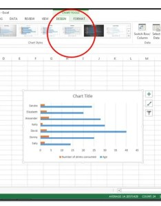 When  chart object is selected in excel you will also now see three button grouping of options appear at the right side how to insert charts into an spreadsheet rh teachucomp