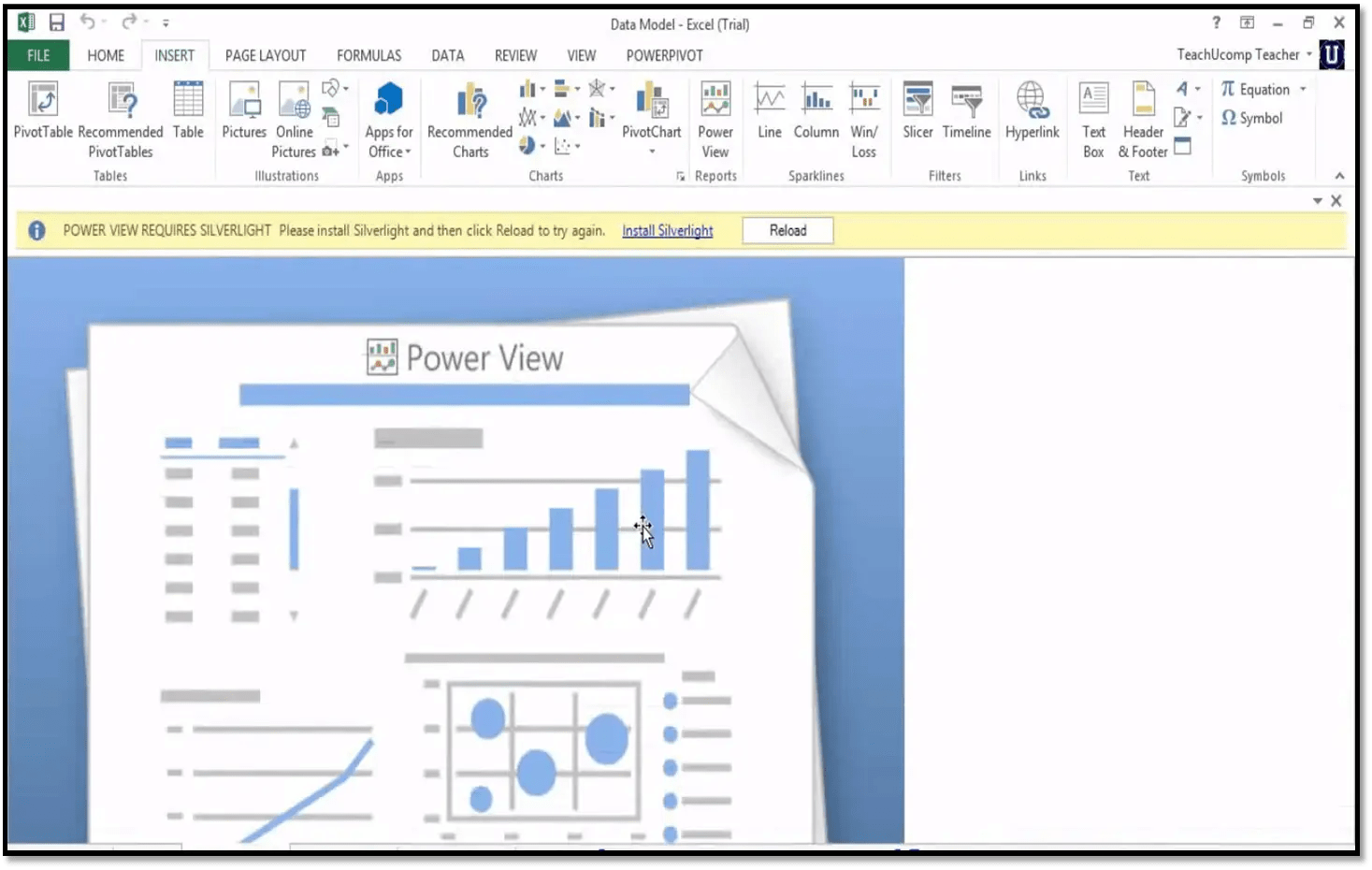 How To Use Power View In Excel