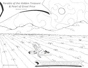 Bible Worksheet Tabernacle Treasures t