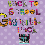 B2S Gigantipack FREEBIE and giveaway!!