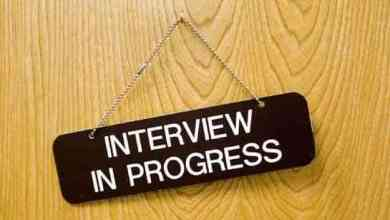 Photo of 5 Tips for When You're Interviewing