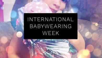 Photo of International Babywearing Week