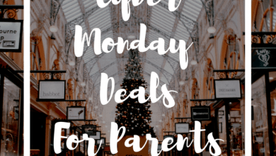 Photo of Cyber Monday Deals for Parents