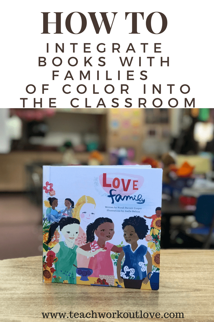books with families of color