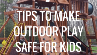 Photo of 7 Tips to Make Outdoor Play Safe for Kids, While Keeping It Fun!
