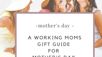 Photo of 8 Unique Mother's Day Gift Ideas for Working Moms