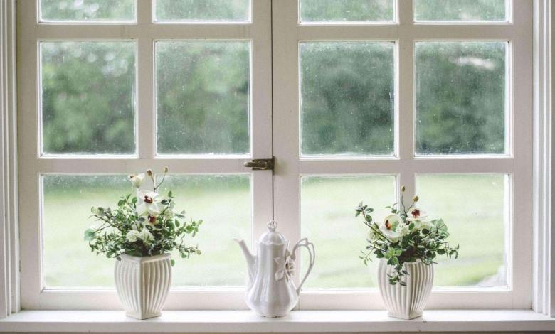 clean-window-sill-with-flowers-teachworkoutlove.com