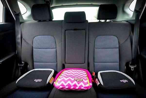 summer-travel-advice-with-pink-bubblebum-booster-car-seat-teachworkoutlove.com