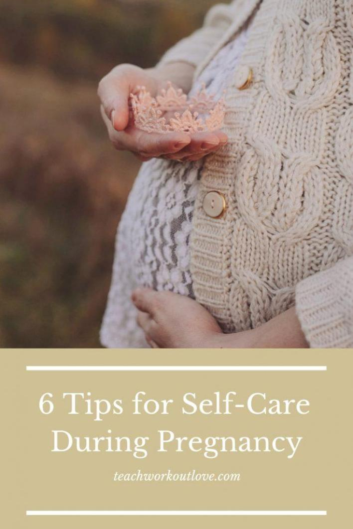 self-care-during-pregnancy