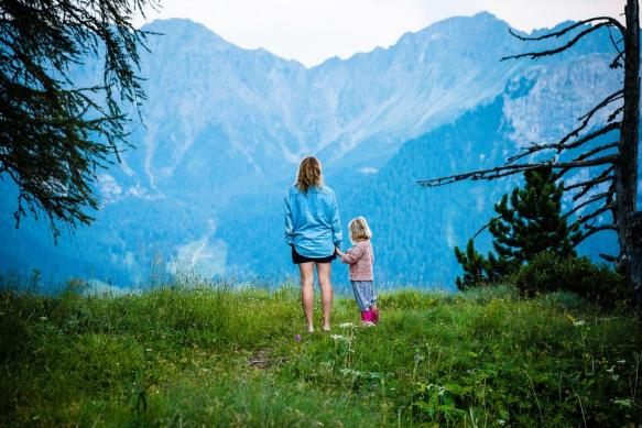 mom-and-daughter-standing