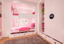 Photo of 10 Creative Kid's Shared Bedroom Ideas