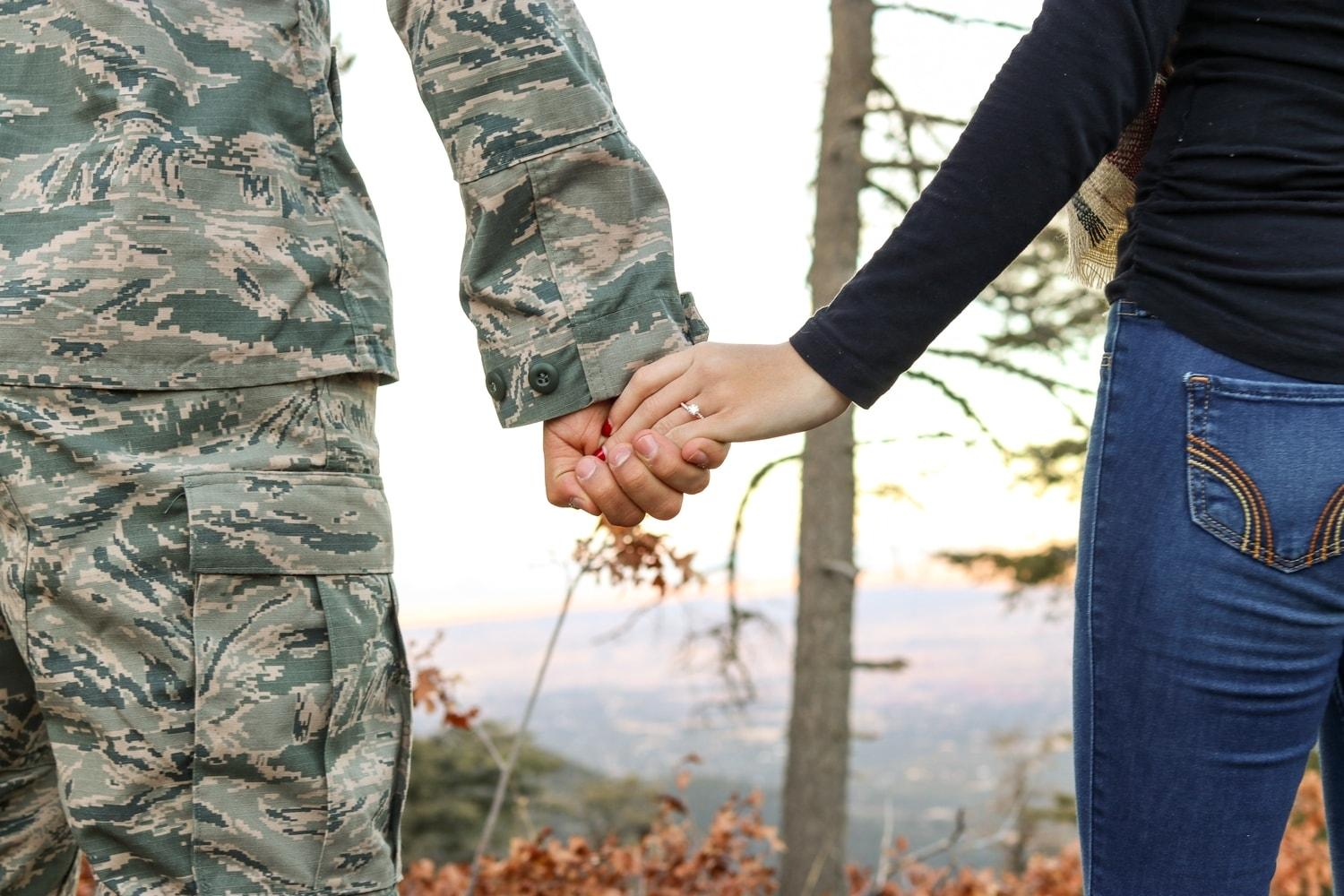 military spouse technology