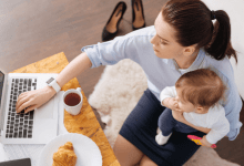 Photo of 8 Tips to Manage Your Business During Maternity Leave