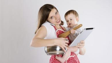 Photo of 7 Easy Ways for a Mom to Put Herself First
