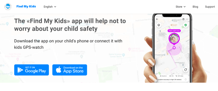 find my kids app