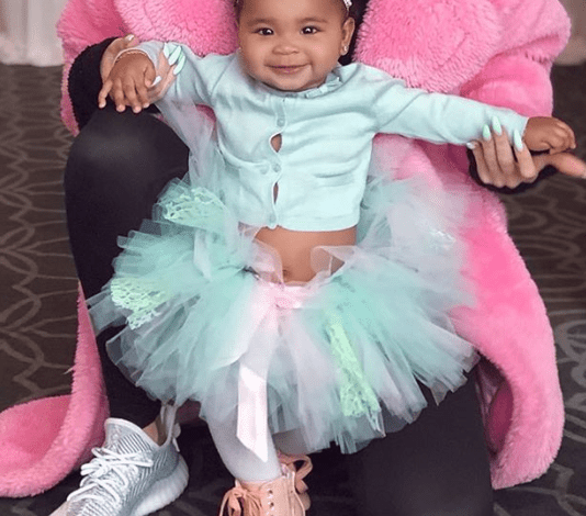 Too-Cute Tutus - Accessories Celebrity Children Are Wearing This Season