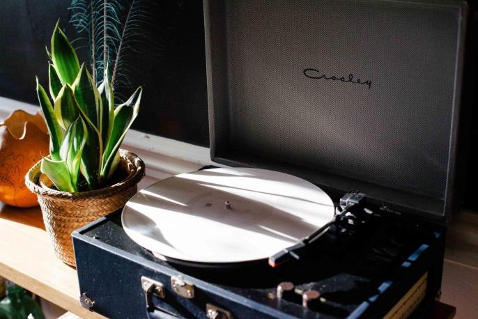 plant-record-player-vintage