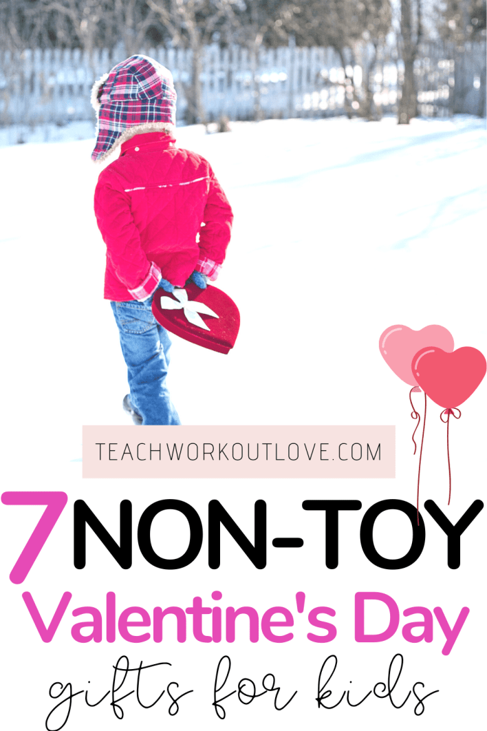 It is not always toys that would make their children truly happy. Here are 7 non-toy valentine's day gift ideas you can give to your kids.