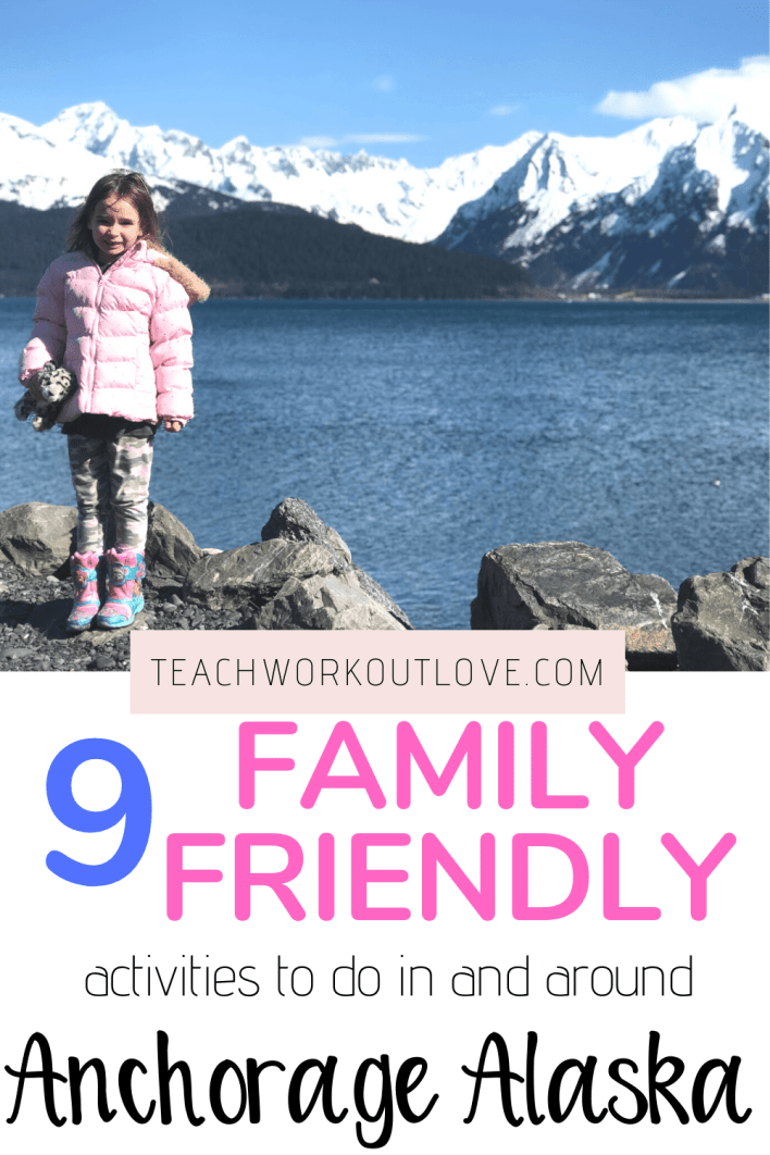 Have you ever been to Alaska? If not, you need to! This article shares 9 different family friendly activities in and around Anchorage, Alaska.
