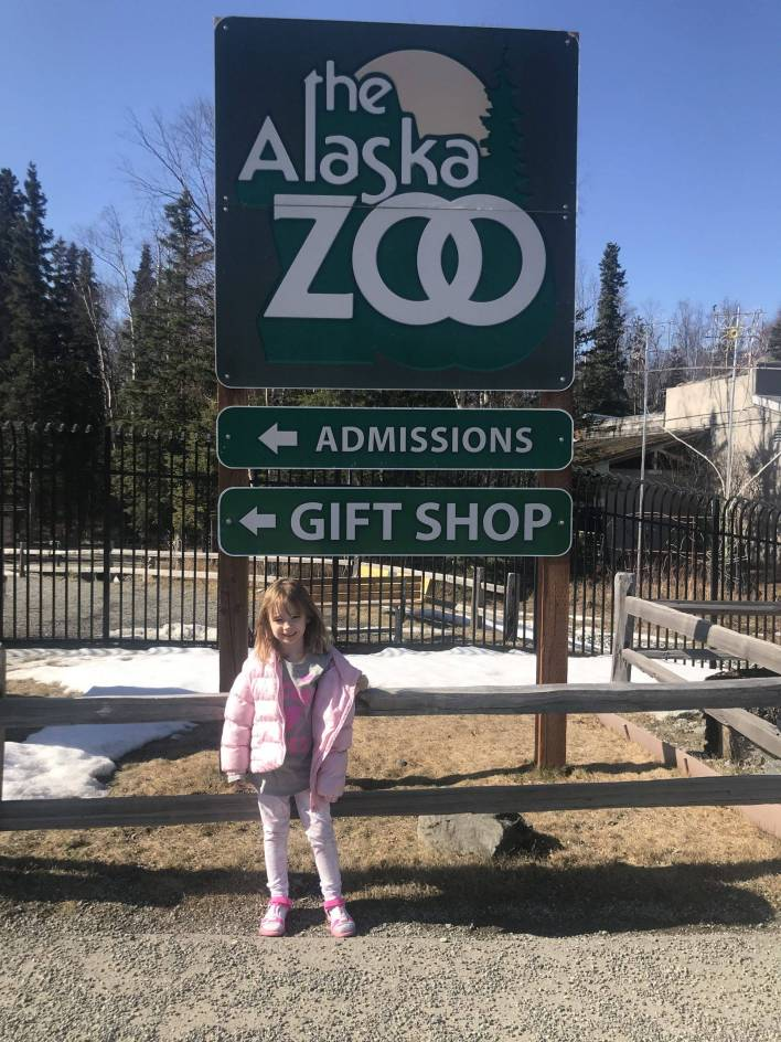 Alaska Zoo Anchorage Alaska