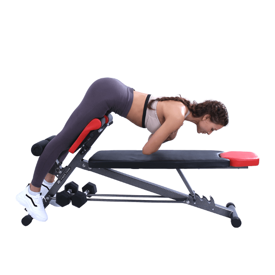 finer form equipment for exercising at home